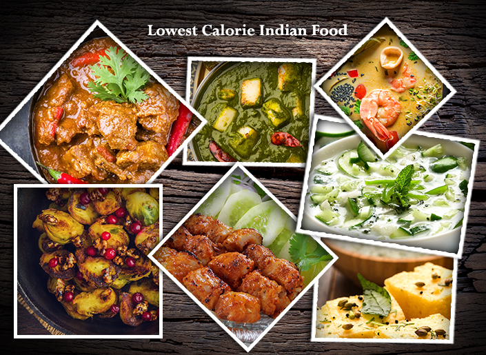 Lowest calorie Indian Food