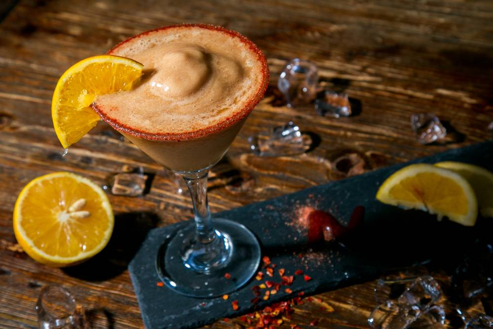 Tamarind Margarita Cocktail