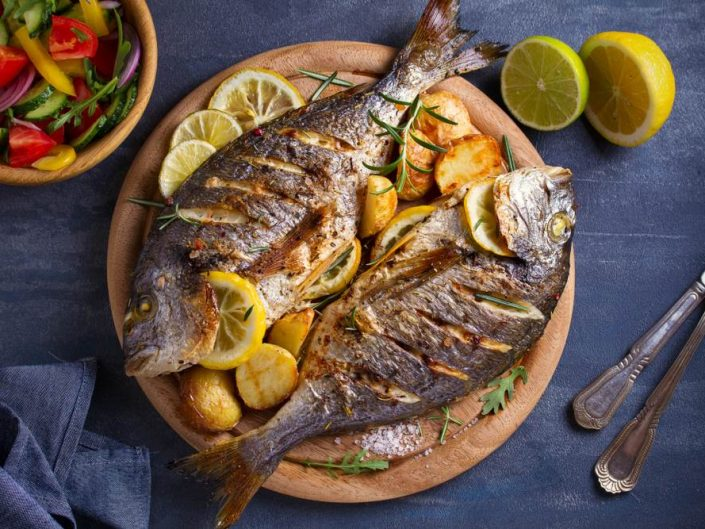 fish dishes for dinner