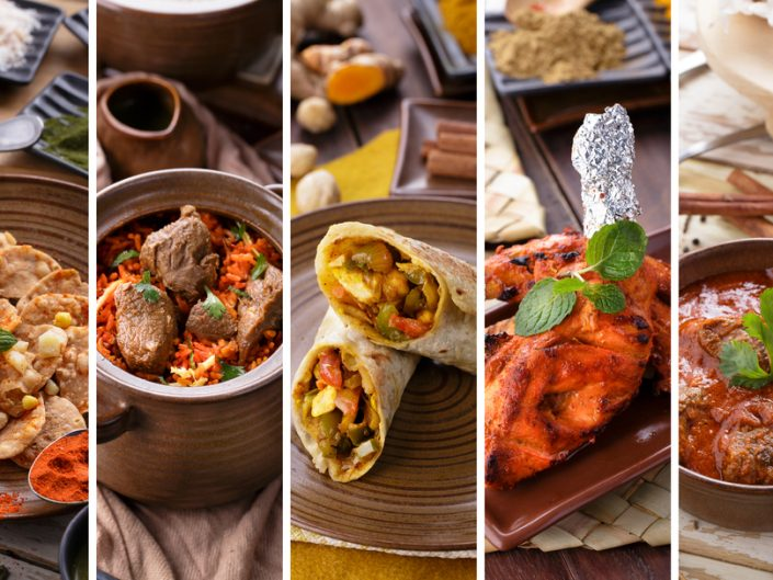 Indian Chicken Dishes